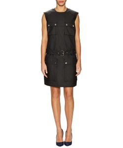 Love Moschino   Flap Pocket Above The Knee Dress