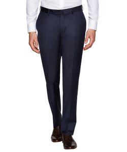 Ermenegildo Zegna | Wool Flat Front Trousers