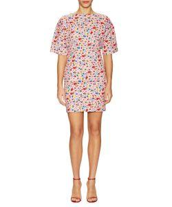Love Moschino   Printed Flare Dress