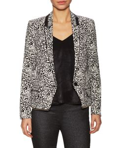 Zadig & Voltaire   Vegam Leo Deluxe Jacquard Jacket