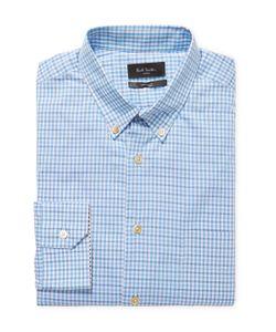Paul Smith London | Gents Printed Tailo Formal Dress Shirt