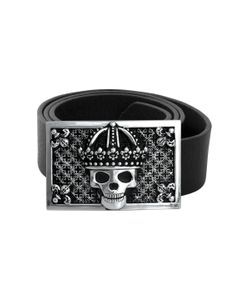 King Baby | Crowned Skull Relic Buckle