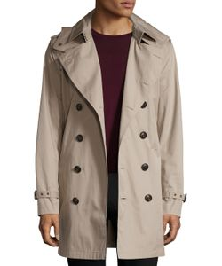 Burberry London | Delsworth Hooded Trench Coat