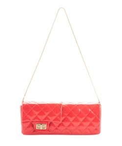 Chanel | Vintage Quilted Patent Leather Reversible Reissue Flap