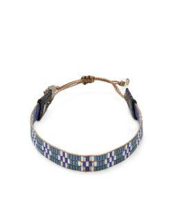 Chanluu | Bangle Beaded Leather Bracelet