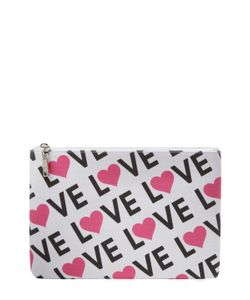 Edie Parker | Love Printed Pouch