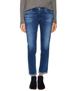 AG Adriano Goldschmied   Stilt Roll Up Cigarette Jeans