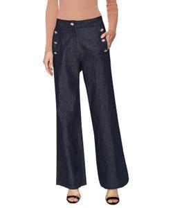 Manoush | Cotton Wide Jean