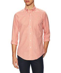 Brooks Brothers | Checke Slim Fit Sportshirt