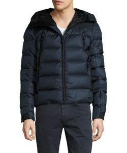 Moncler Grenoble | Camurac Quilted Hooded Jacket