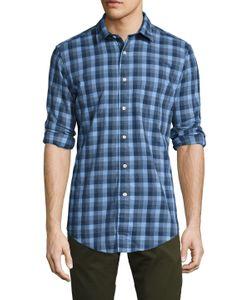 Brooks Brothers | Long Sleeve Spread Collar Sportshirt