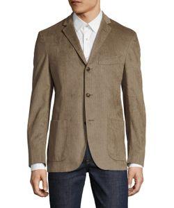 Michael Bastian | Patterned Corduroy Jacket