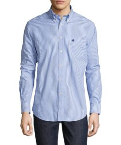 Brooks Brothers | Striped Button Down Slim Fit Sportshirt