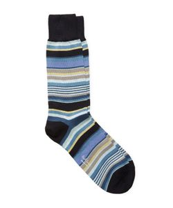 Paul Smith | Mill Stripe Socks