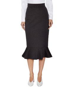 Opening Ceremony | Thalia Pucke Jersey Peplum Hem Skirt