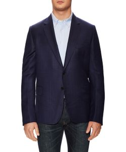 Paul Smith London | Gents Checke Tailo Fit 2-Button Jacket