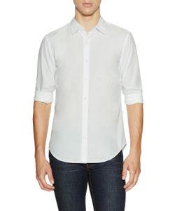 Blk Dnm | Solid Cotton Sportshirt