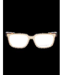 Alexander McQueen | Padded Wayfarer Optical Frame