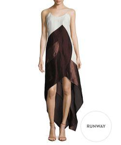 Narciso Rodriguez | Colorblock Asymmetrical Dress
