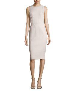 Narciso Rodriguez | Wool Seamed Sheath Dress