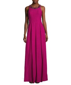 Marchesa Notte | Silk Embellished Gown