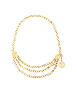 Chanel | Vintage Triple Row Drop Belt Or Necklace