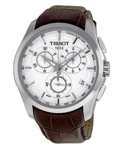 Tissot | Mens Couturier Stainless Steel Watch 41mm