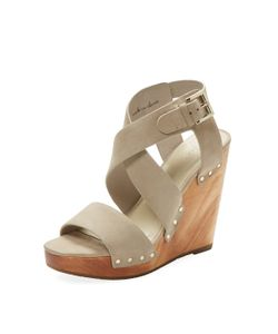 Joie   Cecilia Leather Wedge