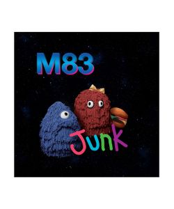 URP Music | M83 Junk 2lp