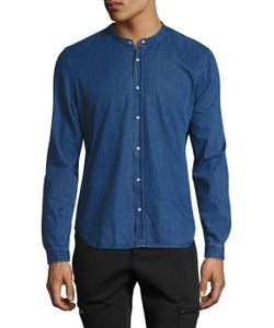 The Kooples | Mandarin Collar Sportshirt