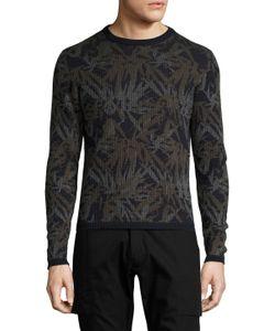 Michael Bastian | Panda Camo Sweater
