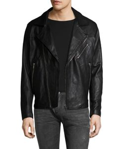 Levi's: Made & Crafted | Off Road Leather Navy W. Leather