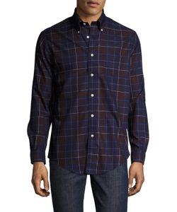 Brooks Brothers | Varg Plaid Long Sleeve Sportshirt