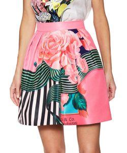 Mary Katrantzou | Algernon Print A-Line Skirt
