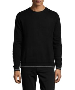 Michael Stars   Crewneck Ribbed Sweater