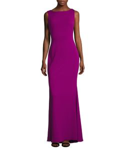 Marchesa Notte | Embellished Cowl Back Gown