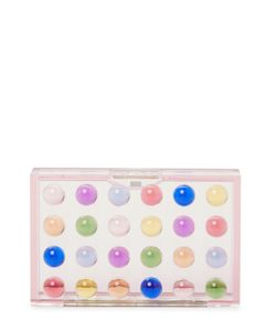 Mary Katrantzou | Small Dots Acrylic Box Clutch