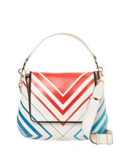 Anya Hindmarch | Maxi Diamonds Leather Zip Satchel