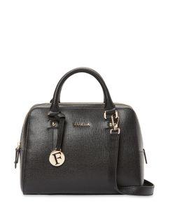 Furla | Elena Small Leather Satchel