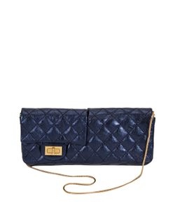 Chanel | Vintage Leather Reversible Reissue East West Flap