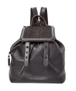 Mackage | Tanner Leather Backpack