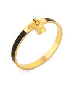 Hermès | Vintage Kelly Lock Bangle Bracelet