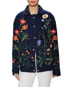 Valentine Gauthier   Laponie Cotton Embroide Coat