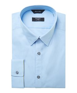 Paul Smith London | Mens Byard Tailored Fit Small Collared Shirt