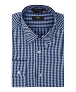 Paul Smith London | Mens Print Slim Fit Long Sleeve Classic Collar