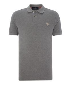 Paul Smith Jeans | Mens Zebra Logo Polo Shirt