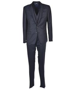 Dolce & Gabbana   Patterned Suit