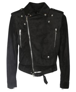 Dacute | Goat Skin Biker Jacket