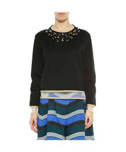 Fendi | Studs Long Sleeves Sweatshirt