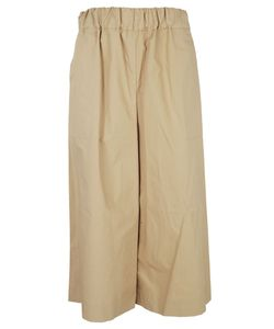 Sea | Cropped Wide Leg Trousers